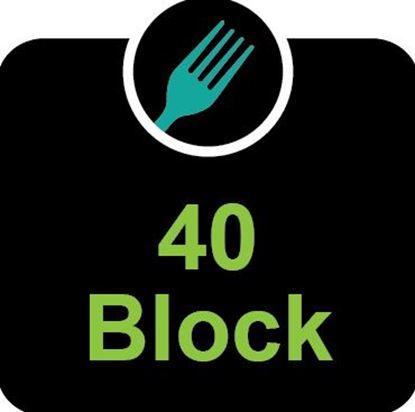 40 Block - Commuter Students
