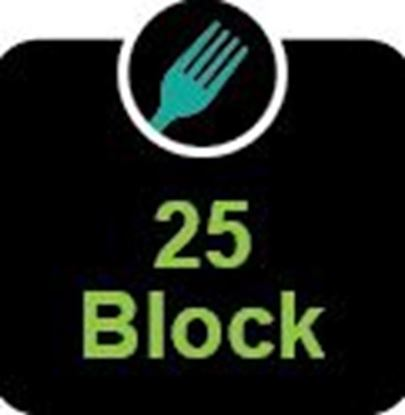 25 Block - Faculty & Staff
